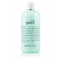 フィロソフィー Living Grace Shampoo, Bath & Shower Gel 480ml [海外直送品]