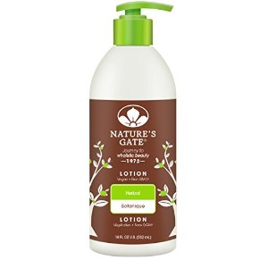 Nature's Gate Lotion, Herbal Moisturizing, 18 fl oz (532 ml) (Pack of 3) by Nature's Gate [並行輸入品]