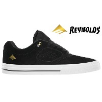 【Emerica】REYNOLDS 3 G6 VULC  Andrew Reynolds Signature Model カラー:black/white/gold 【エメリカ】【スケートボード】...