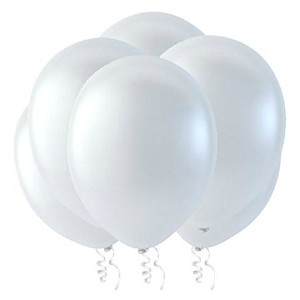 Creative Balloons Celebrity 9 Latex Balloons, Pastel White, Pack of 144 by Creative Balloons Mfg....