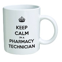 Funny Mug – Keep Calm I ' m a Pharmacy技術者 – 11オンスコーヒーマグカップ – Inspirational gifts and sarcasm – By A...