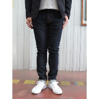 Nudie Jeans ヌーディージーンズ 47161-1050 TIGHT TERRY タイトテリー スキニーデニム RINSE TWILL イタリア製