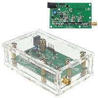 ILS - DC 12V SMA Noise Source Simple Spectrum External Generator Tracking Source Module With Case