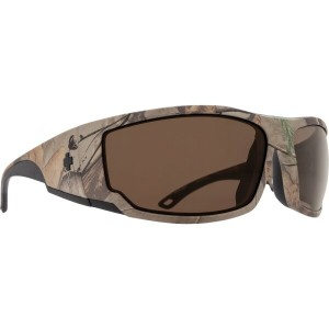 スパイ メンズ メガネ・サングラス【Tackle Sunglasses】Spy+ Realtree/ Happy Bronze Polarized Lens