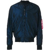Alpha Industries MA-1 TT jacket - ブルー