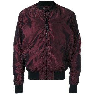 Alpha Industries MA-1 TT jacket - レッド