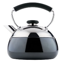 Copco Fusion 2-Quart Polished Stainless Steel Teakettle ケトル 1900ml