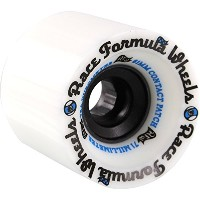 Sector 9 Race Formula 71 mm 75 aホワイトオフセットLongboard Wheels ( Set of 4 )
