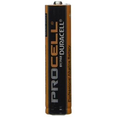 DURACELL AAA PROCELL Professional Alkaline Battery (Case of 144) by DURACELL