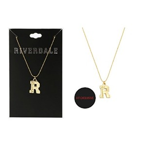 """Riverdale Varsity """" R """"ネックレスHT Exclusive"""