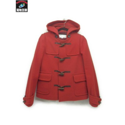 BEAUTY&YOUTH UNITED ARROWS ダッフルコート 赤 (S)【中古】