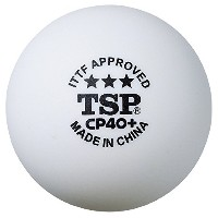 TSP 卓球 ボール CP40+ 3スターボール 1ダース入り 014059