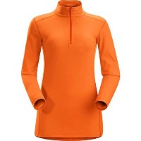 Arc ' teryx Phase AR Zip Neck LS – Women 's