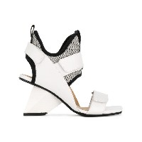 Issey Miyake Rise sandals - ホワイト