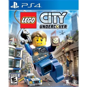 LEGO City Undercover(輸入版:北米) - PS4