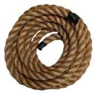 RopeServices UK 25Mts X 28MM防水マニラロープ、デッキプロジェクト、造園、Timber by RopeServices UK