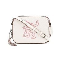 Coach Coach X Keith Haring camera bag - ピンク&パープル