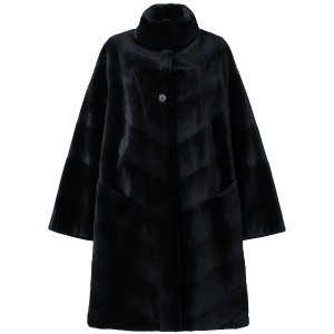 Liska Molly coat - ブルー
