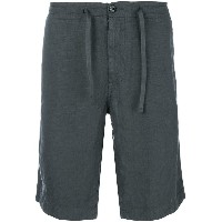Stone Island classic fitted shorts - グレー