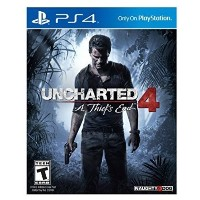 Uncharted 4: A Thief's End (輸入版:北米) - PS4