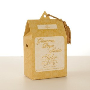 1 X TYLER FRAGRANCE Tyler Glamorous Sachets - Dryer Sheets by Tyler Candle
