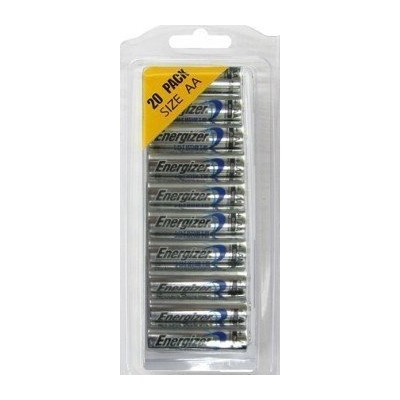 Energizer Ultimate Lithium AA 20 Batteries L91 by Energizer Batteries [並行輸入品]