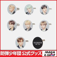 防弾少年団(BTS) - ACRYLIC BADGE SET [THE WINGS TOUR THE FINAL][公式グッズ]