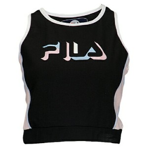 フィラ & women's レディース fila liana cut sew sports bra womens