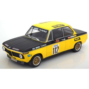 Minichamps ミニチャンプス 1:18 1972年DRM BMW 2002 GSBMW 2002 #112 winner Int. ADAC Airfield race Diepholz...