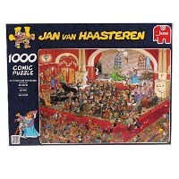 Jan van Haasteren St.George and The Dragon 1000 Piece Jigsaw Puzzle (輸入版)