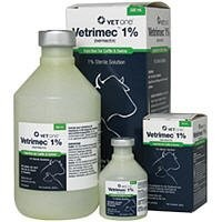 Vetrimec 1% (Ivermectin) 50ml by Vet One
