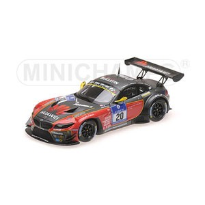 1/43 BMW Z4 GT3 BMW SPORTS TROPHY TEAM SCHUBERT BAUMANN/HURTGEN/KLINGMANN/TOMCZYK ニュルブルクリング 24H...