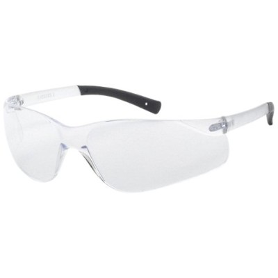 Liberty ProVizGard F-II Protective Eyewear with Black Temple Tips, Clear Lens (Case of 12 Pairs) by...