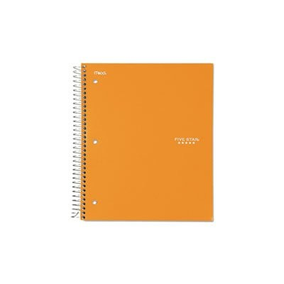 Five Star Trend Wirebound Notebook 3-Subject/College Ruled
