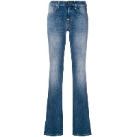 Jacob Cohen faded bootcut jeans - ブルー