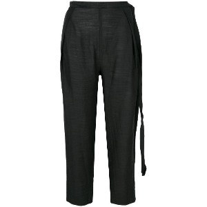 Humanoid Gees trousers - ブラック