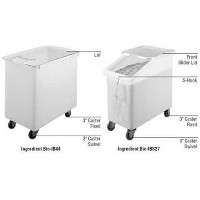 Cambro 60271 Replacement Front Slider Lid for IBS27 Ingredient Bin by Cambro