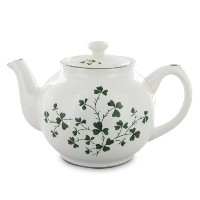 English Tea Storeシャムロックティーポット5Cup