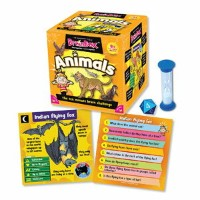 Green Board Games BrainBox Animals ブレインボックス 動物編 90002