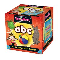Green Board Games BrainBox abc ブレインボックス abc編 90020