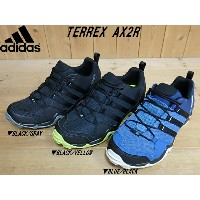 ♪adidas TERREX AX2R▼BLACK/GRAY(BA8041)・BLACK/YELLOW(S80911)・BLUE/BLACK(BB1980)▼アディダス テレックス アウトドア...
