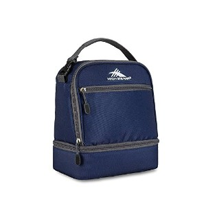High Quality Stacked Compartment Lunch Bag