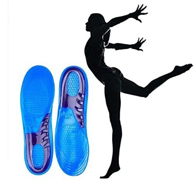 KevenAnna Sports Gel Insoles and shoe inserts for Men and Women Comfort Shoe Insoles arch support...