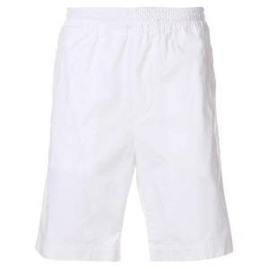 Mauro Grifoni classic fitted shorts - ホワイト