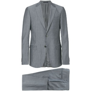 Z Zegna two-piece formal suit - グレー