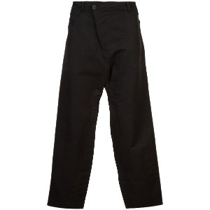 Jan Jan Van Essche cropped flared trousers - ブラック
