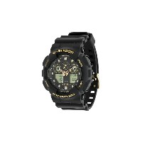 G-Shock GA-100G-BX1A9ER watch - ブラック