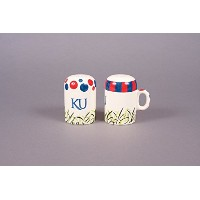 NCAA Collegiate Salt and Pepper Shakers