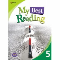 e-future My Best Reading 5 Student Book (with Workbook and MP3 CD)