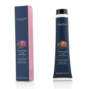 Crabtree & EvelynRosewater Overnight Hand Therapyクラブツリー&イヴリンRosewater Overnight Hand Therapy 75g/2...